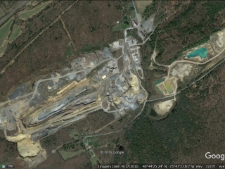 Andreas Quarry West Penn Schuylkill PA
