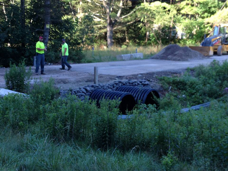 Strohl Valley Road Culvert Replacement Project