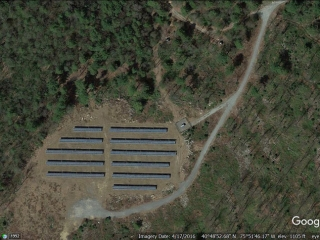 Summit Hill Water Auth Solar Park Summit Hill Carbon PA a
