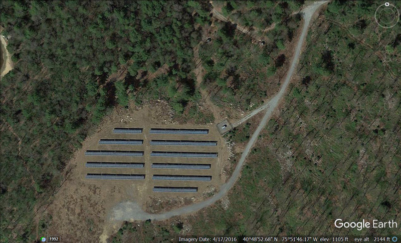 Summit Hill Water Authority Solar Park
